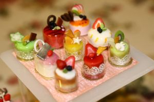 DHS SugaHolic Tiny cakes 2 by DreamHighStudio
