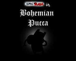 Bohemian Pucca by rabbidlover01