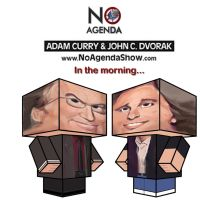 Cubee - No Agenda by 7ater