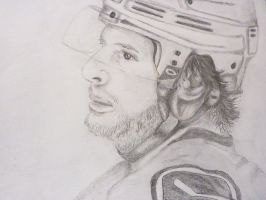 Ryan Kesler by Shan317