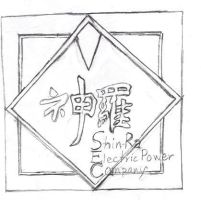 Shinra logo by ravenqueen22