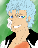 Grimmjow Jaegerjaquez by my-name-is-totoro