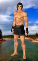 Ein(Fighter Meshmod) Dead or Alive 5 by XKamsonX