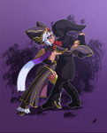 dance of darkness by Alulle