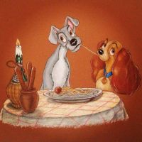 Lady and the Tramp by Amanda64
