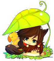 Sweet Dreams and Raindrops by littlewinterheart