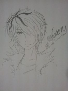 (Quick Sketch) Garry - Ib by akamari
