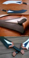 fate stay night swords by fevereon