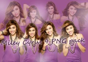 Miley Cyrus PNG pack by ani4ka098