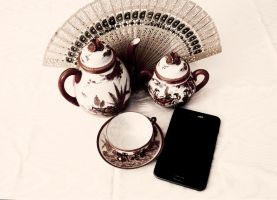 Stillife old style by Wonderer1000