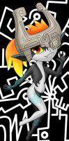 Midna for HaipaaBorosamu by Sliv-Pie