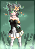 Bamboo Princess by FizziBerry
