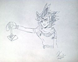 :: Atem :: by Kimster251