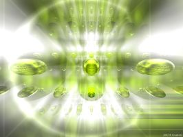 Lime Brilliance by rougeux