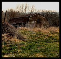 Old Shed by Tao2Eden