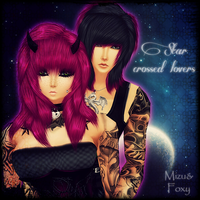 Star Crossed lovers by AnaKyonshi