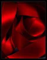 Dreaming of Red Satin by Forestina-Fotos