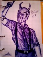 Robbie by NiGHTSgirl666