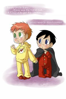 YJ-Kids dont lie about cookies by Pandablubb