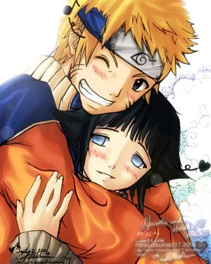 Naruto and Hinata Best Picture