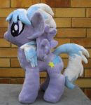 Cloudchaser Plushie by Arualsti