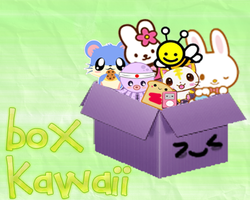 box kawaii by alenet21tutos