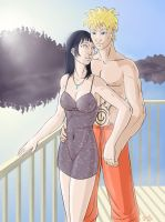 NaruHina - The Next Morning... by Rubiconn