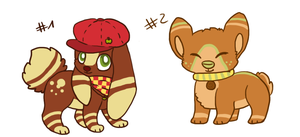 Fruit Adoptables [CLOSED] by makashy
