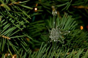 Christmas Ornament III by Andrew-Bowermaster