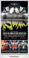 Euro 2012 flyer by saltshaker911