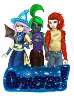 Starbound Trio by Icemaya