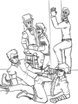 draw your squad like this by Piidge
