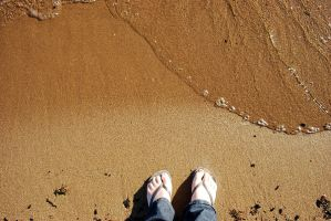 these feet go places. by elmiry
