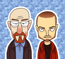 Breaking Bad by fightingferret