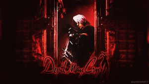 Devil May Cry 2001 artbox HD wallpaper by TheSyanArt