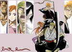 Bleach - Ready for the Soul Society (2) by H0ll0WED