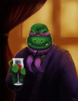 The Bitter Sophistication of Donatello by Galiford