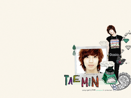 Green TaeMin by superjiaojiao