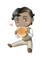 Chibi Ben by MarvelPoison