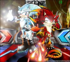Fire + Ice collab_Hyperenity by killer4