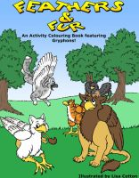 Feathers and Fur Book by hollyann