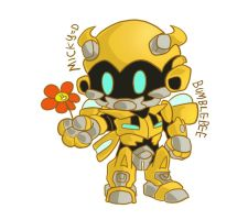 cute bumblebee by micky86