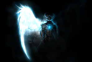Angel Of Death by ethereal--studio