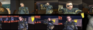 TEST MGS Ground Zeros Big Boss GTA SA SKIN by sidneymadmax