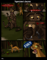 Tigerclaw's Secret - Page 3 by crf450r9