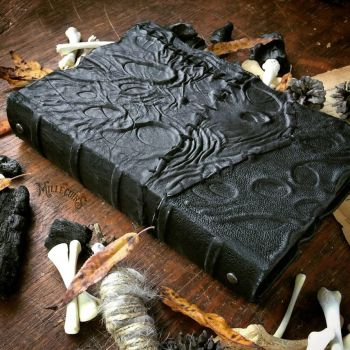 chaotic book of chaos by MilleCuirs