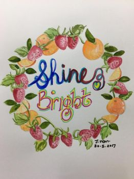 Shine Bright by D3vilHand