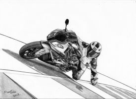BMW HP4 by DSL-FZR