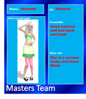 Master Natsumi app by Rozz-a