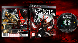 PS3- Spawn: Rise Of Darkness by djrunza